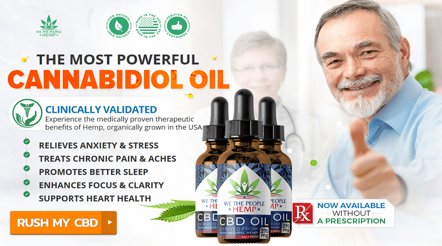 We The People CBD Oil Review